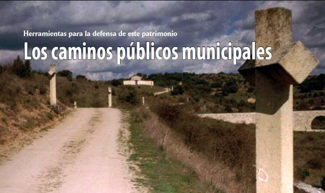 Los caminos públicos municipales
