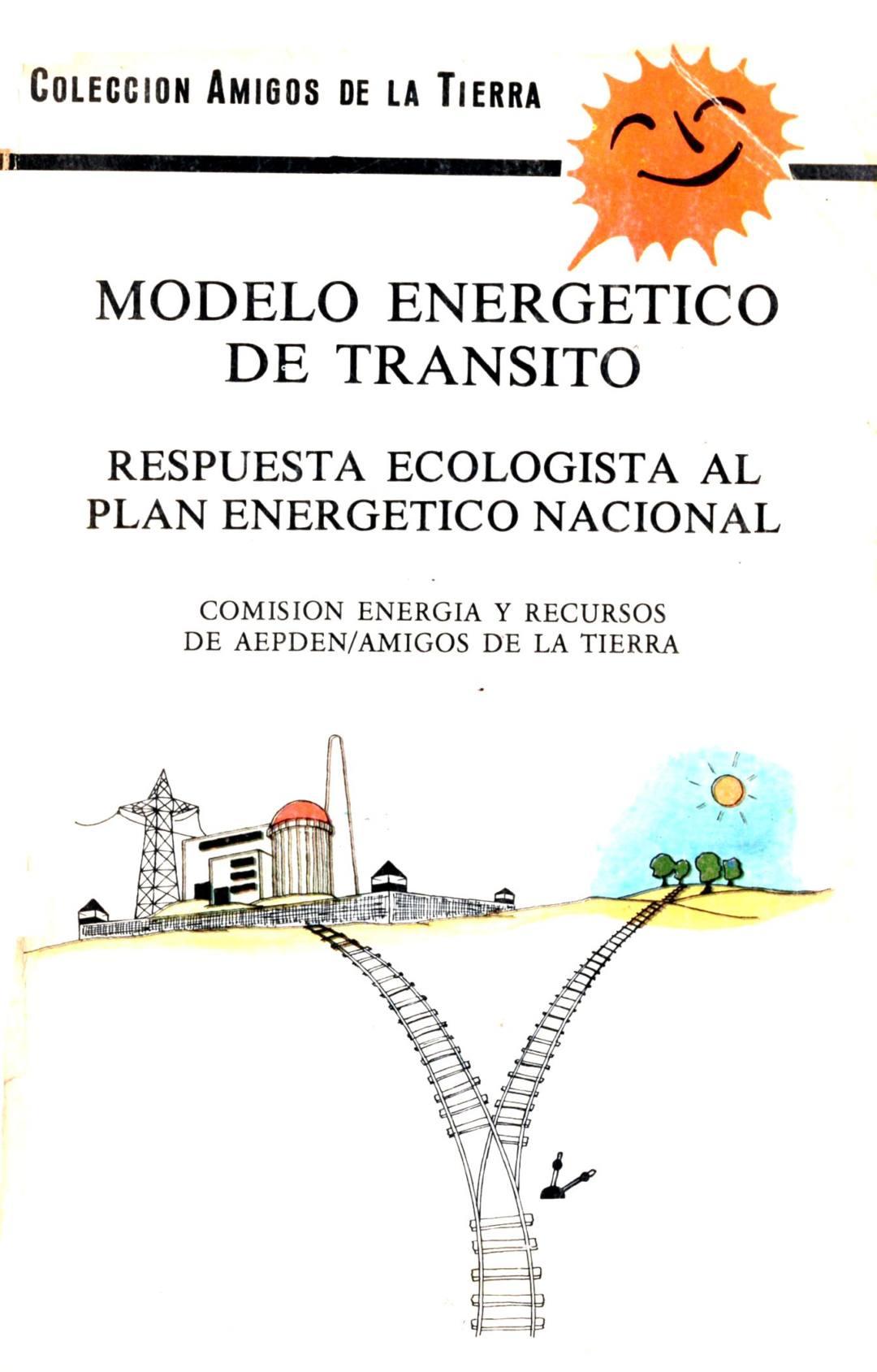 Planes energéticos alternativos