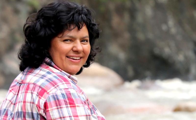 Asesinan a Berta Cáceres, líder indígena de Honduras • Ecologistas en Acción
