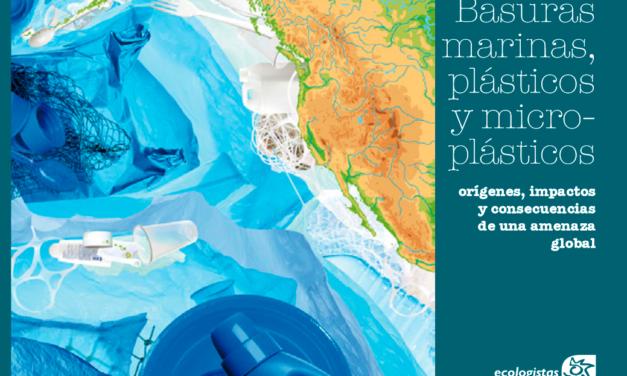 [Folleto] Basuras marinas, plásticos y microplásticos