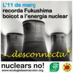 Recorda Fukushima: Desendolla l'energia nuclear
