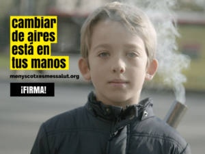 [Ciberacción] Barcelona: cambiar de aires está en tus manos