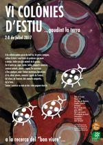 Mas de Noguera: VI Colònies d'estiu 2017