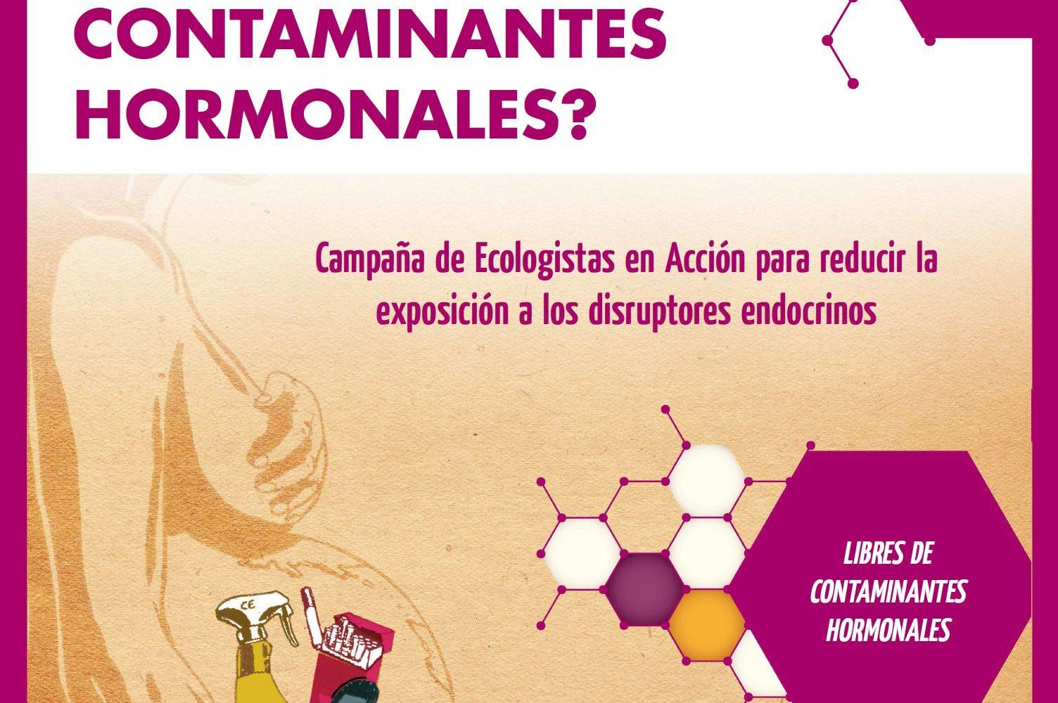 [Exposición] Contaminantes hormonales