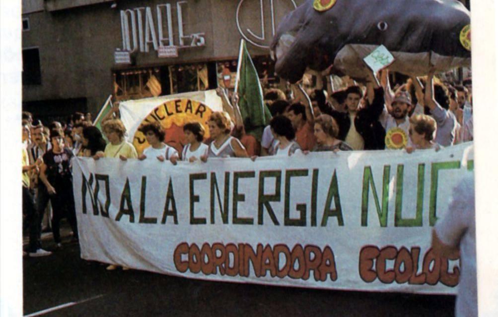 Un archivo para recuperar la historia de Ecologistas en Acción