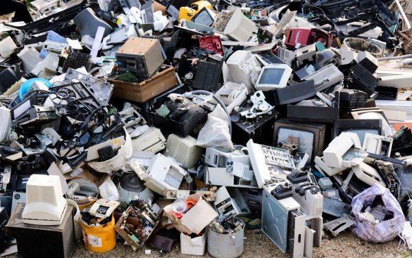 [Microfinanciación finalizada] Nuestra basura electrónica