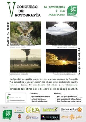 Jaén: V Edición del Concurso Fotográfico Provincial de Naturaleza