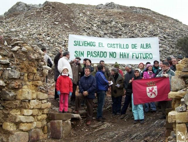 SOS Castillo de Alba