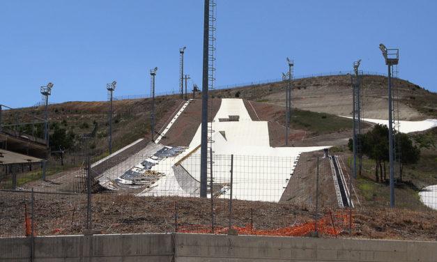 Meseta Ski: era un monte quemado y todos lo sabían
