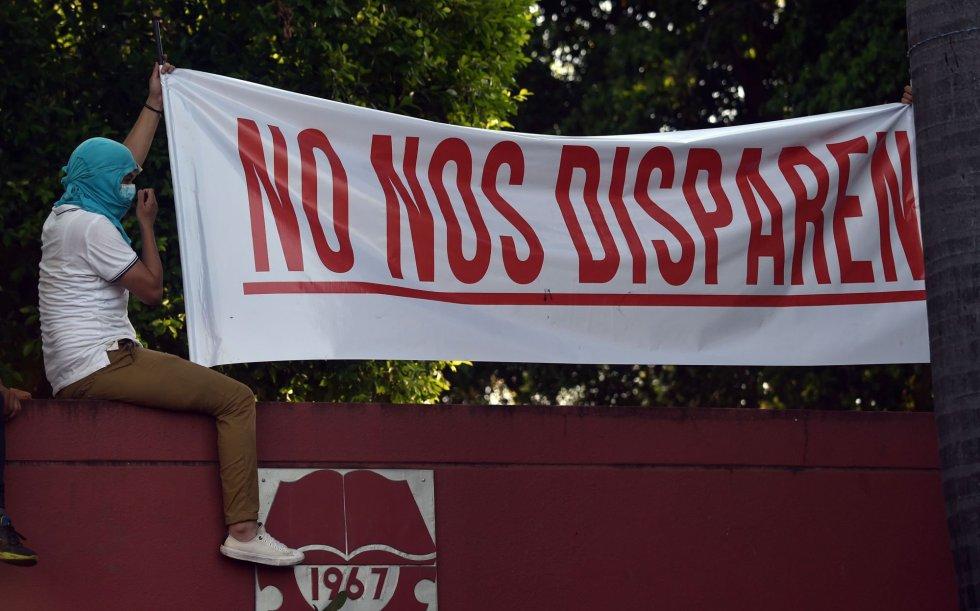 Apoyo a Nicaragua
