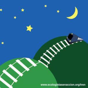 Semana europea por la defensa de los trenes nocturnos