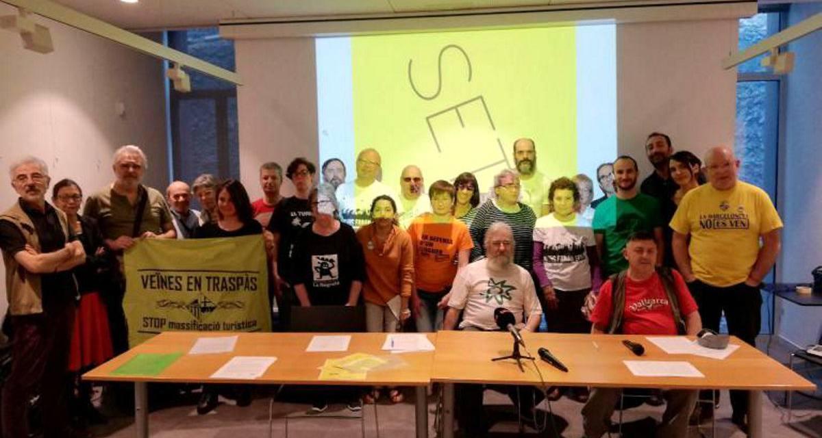 Ciudades y regiones del Sur de Europa contra la turistización