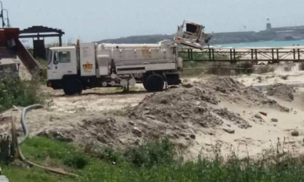 Grave episodio de vertido de fecales en Tarifa