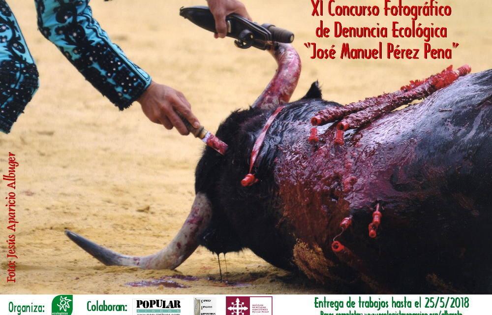 Premios del XI Concurso Fotográfico de Denuncia Ecológica José Manuel Pérez Pena