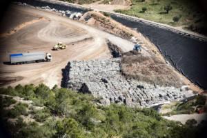 Alegaciones a la ampliación del vertedero de Dos Aguas