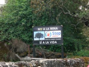 Sin estudio de impacto ambiental transfronterizo para la mina de uranio de Salamanca