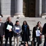 Presentado el Acuerdo social por el agua en Congreso de los Diputados