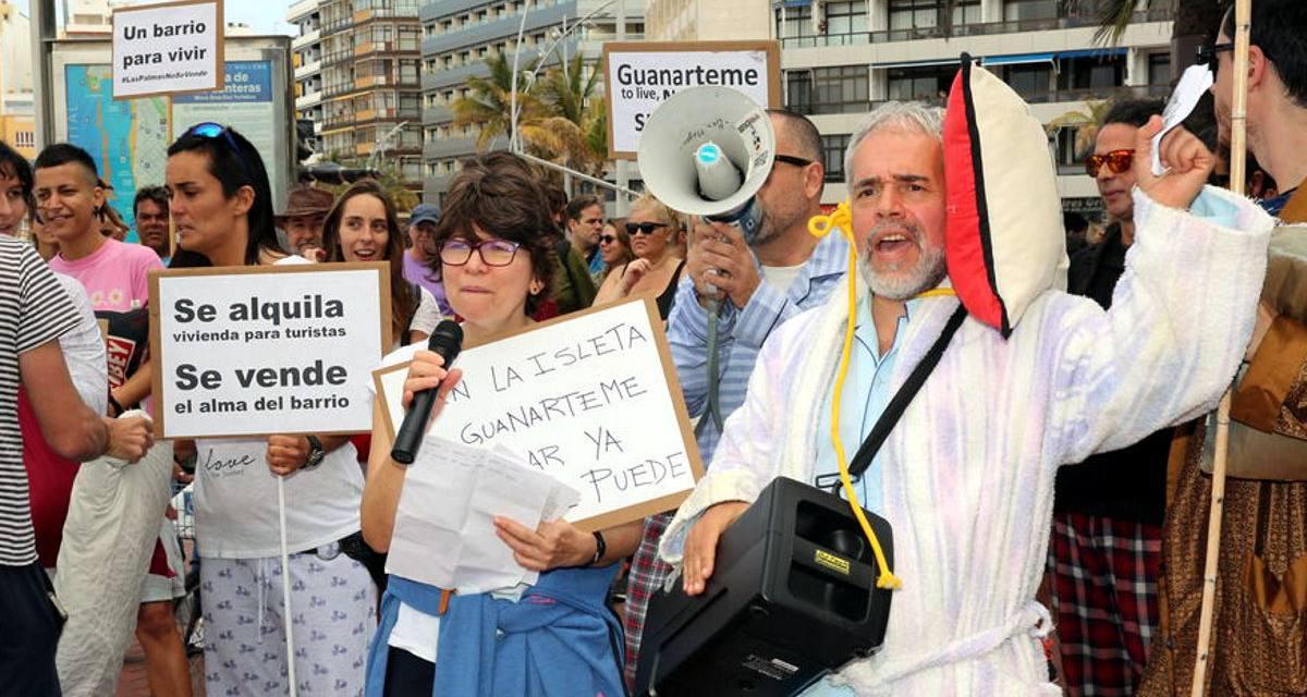 Las Palmas de Gran Canaria no se Vende