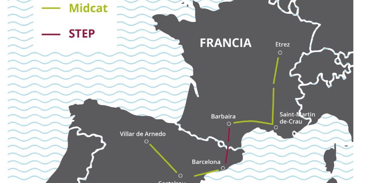 Francia debería oponerse a la construcción del gasoducto MidCat