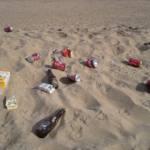 En la noche de San Juan: ¡Que el mar no atrape tu basura!