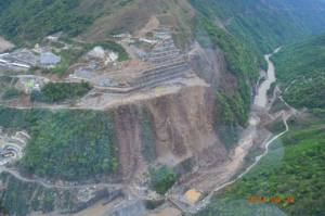 BBVA y Banco Santander financian un megaproyecto hidroeléctrico en alerta roja por riesgo de colapso en Colombia