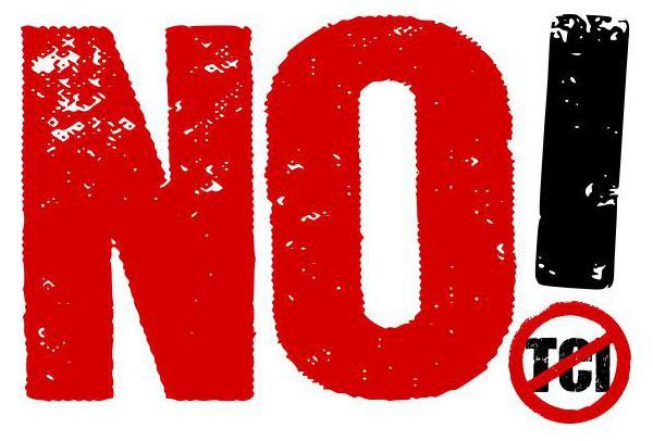 Campaña No a los tratados de comercio e inversión