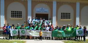 Celebramos la 7ª jornada lúdica-reivindicativa por la Vía verde Entre Ríos