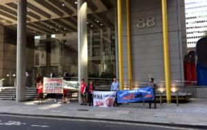 Acuden a la junta de accionistas de Atalaya Mining en Londres