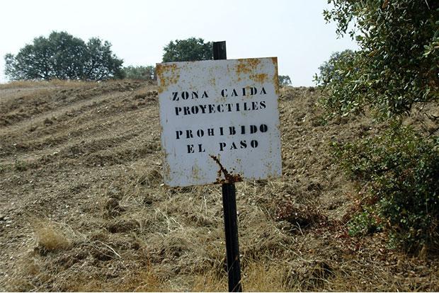 Rechazo a la declaración de zona de interés para la defensa nacional de Cerro Muriano