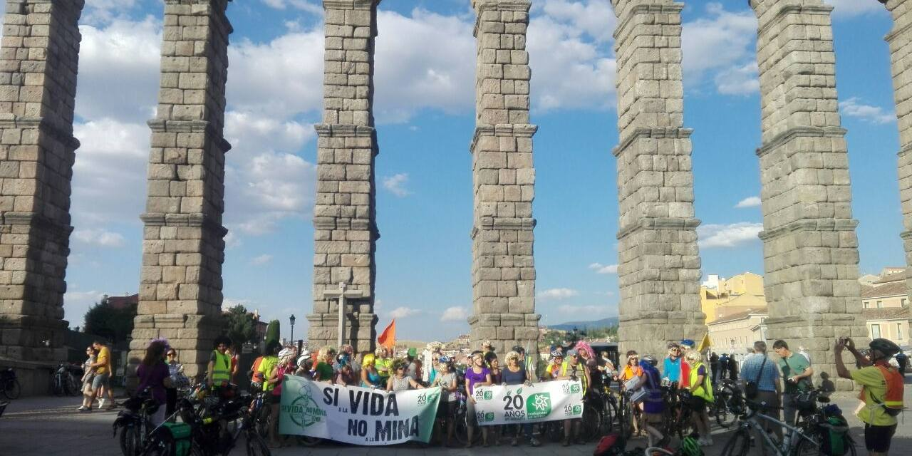 La Ecomarcha recorrerá Segovia