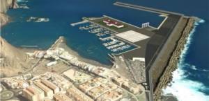 Consideran un disparate los planes de ampliación para los puertos canarios