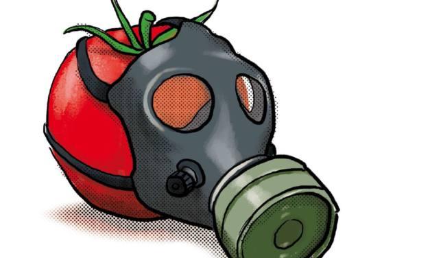 Aumenta el número de pesticidas disruptores endocrinos en los alimentos