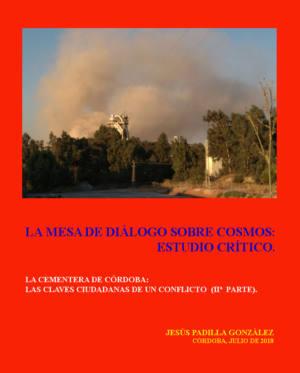 Presentación del libro, La Mesa de Diálogo sobre Cosmos: Estudio crítico