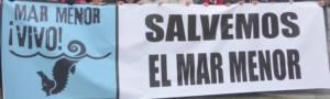 Mar Menor: sigue la propaganda del Gobierno Regional