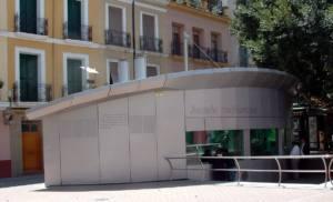 El único proyecto viable para la Plaza Nueva
