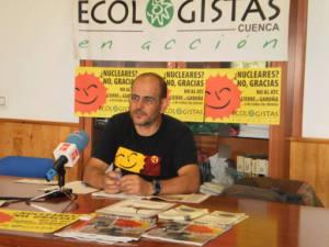 Celebran la paralización del ATC de Villar de Cañas