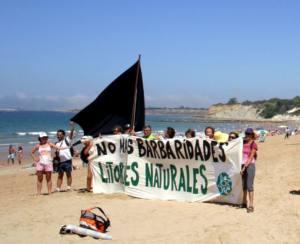 Banderas Negras Andalucía 2018