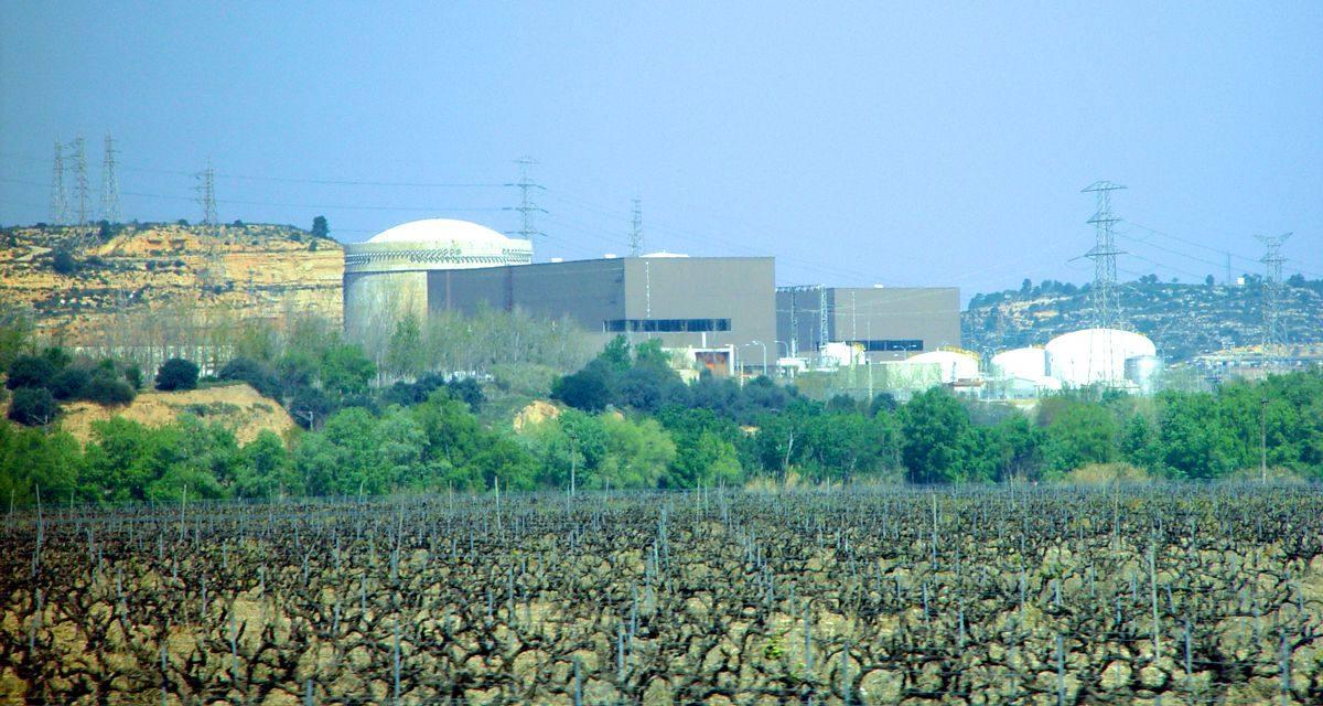 Presentada denuncia per la radioactivitat trobada a Ascó