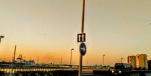 El Puerto de Algeciras no cumple con las normativas, para prevenir la contaminación por los buques