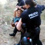 Moviment ecologista desallotjat per la força a Castelldefels demanen dimissions