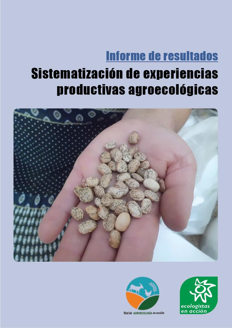 [Informe] Sistematización de experiencias productivas agroecológicas