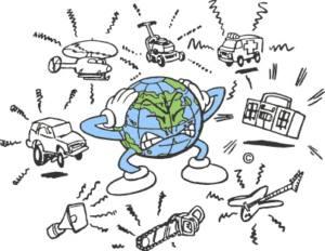 Protección medioambiental frente al ruido y los residuos
