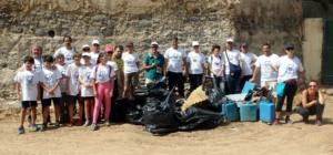 Limpieza del Barranco de Bañaderos