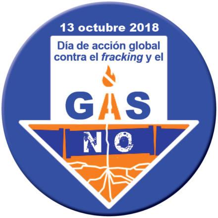 Contra el fracking y el gas