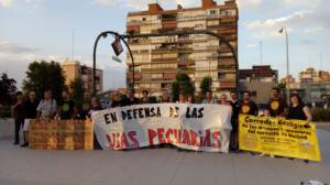 Una senda ecológica puede abrir el camino al corredor ecológico del Suroeste de Madrid