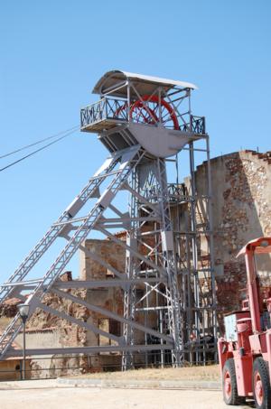 Presentan alegaciones al proyecto de almacenamiento químico de Almadén por incumplir la legalidad