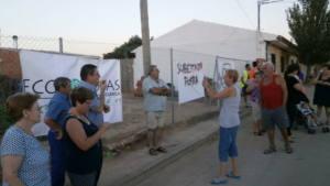 Una sentencia demuestra que la alcaldesa de El Pedernoso no amparó a los vecinos en relación con la subestación eléctrica