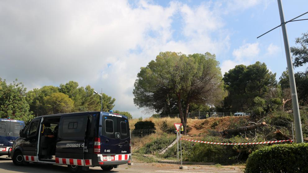 La ciutadania de Castelldefels es manifesta contra un Ajuntament cec i sord i un empresari sense escrúpols