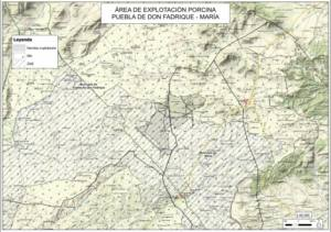 Se interpone un contencioso contra la Junta de Andalucía por aprobar la macrogranja de la Puebla de Don Fadrique