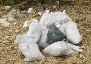 Denuncian vertido de basuras en Teror
